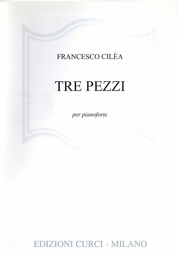 Danza Per Pianoforte a Quattro Mani Francesco Cilea Curci