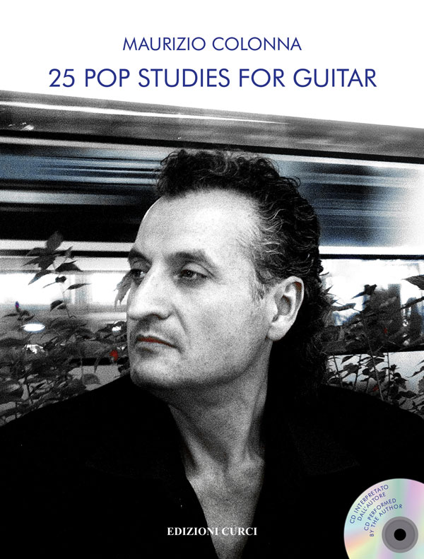 25 Pop Studies for Guitar