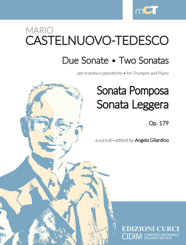 Due Sonate per tromba e pianoforte / Two Sonatas for Trumpet and Piano op. 179
