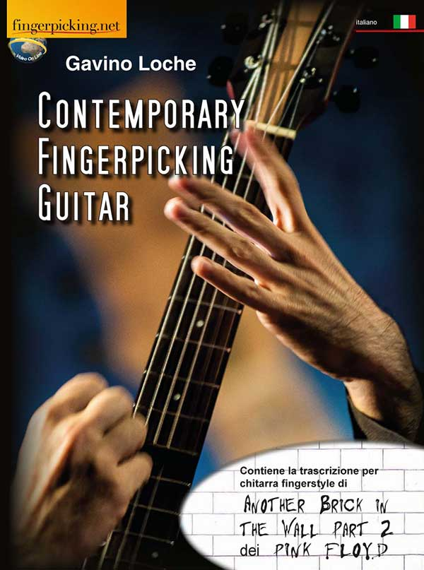 Contemporary Fingerpicking Guitar