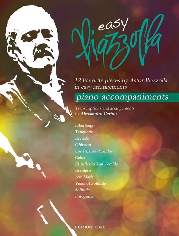 Easy Piazzolla - Piano accompaniments