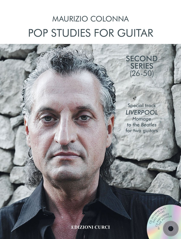 Pop Studies for Guitar - Second Series (26-50)