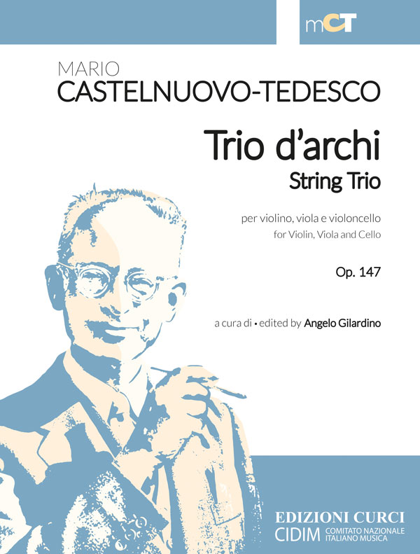 Trio d'archi per violino, viola e violoncello / String Trio for Violin, Viola and Cello op. 147