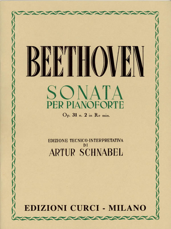 Sonata op. 31, n. 2 in Re minore