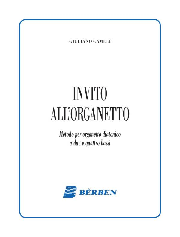 Invito all'organetto