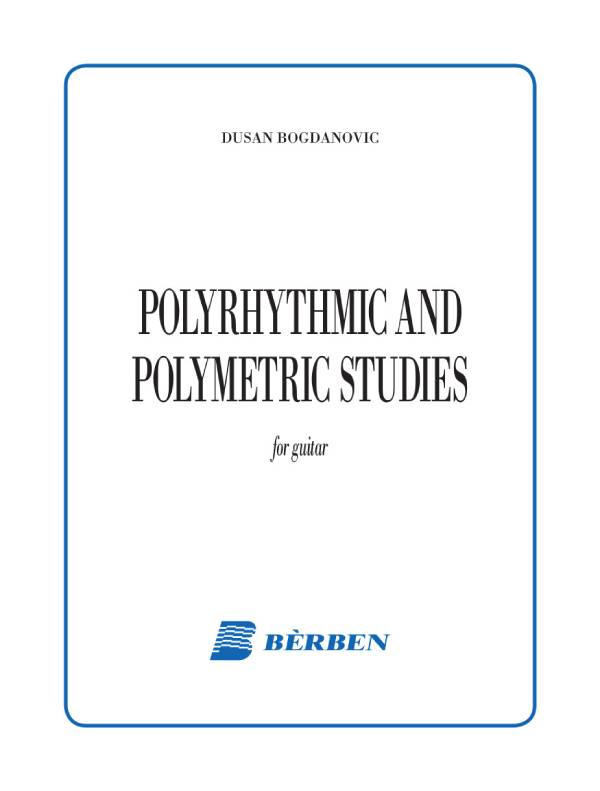 Polyrhythmic and polymetric studies