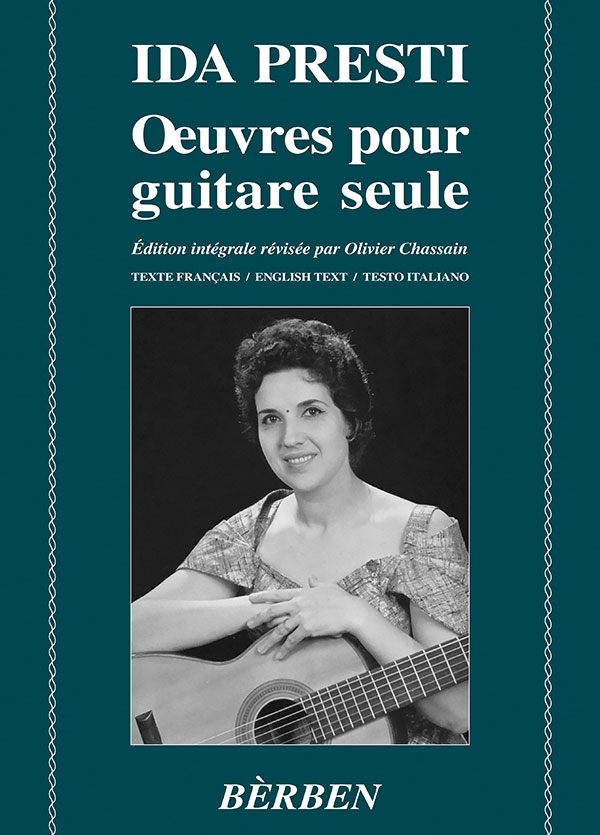 Oeuvres pour guitare seule