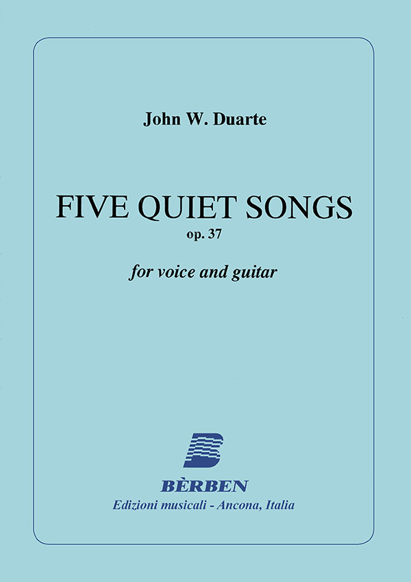 Five Quiet Songs
