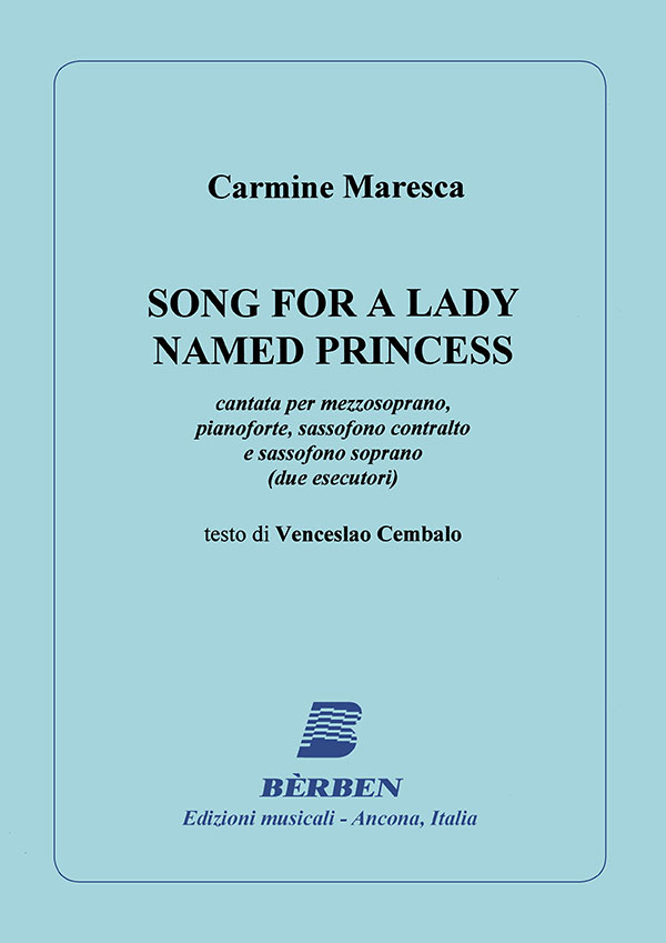 Song For A Lady Named Princess
