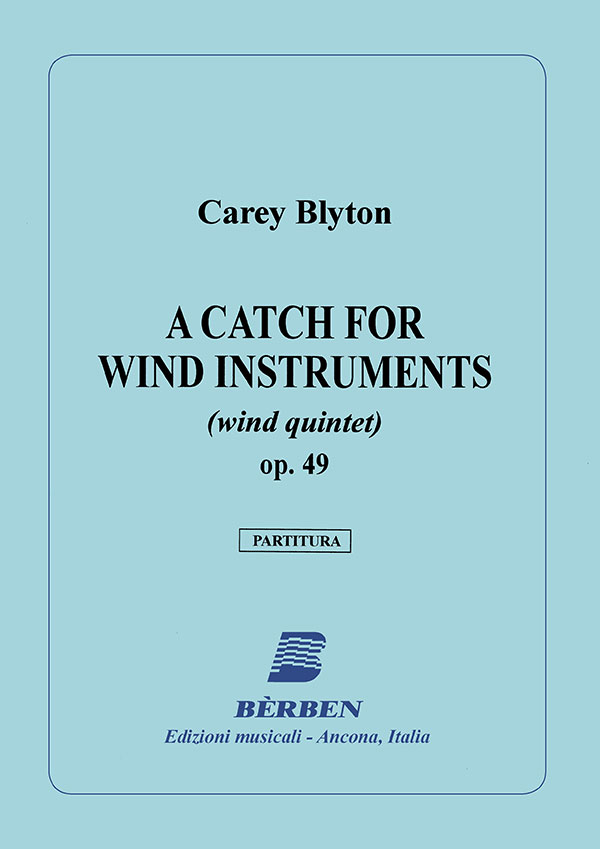 A Catch For Wind Instruments