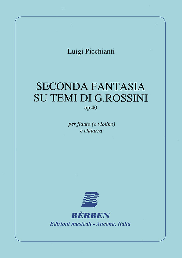 Seconda fantasia su temi di G. Rossini