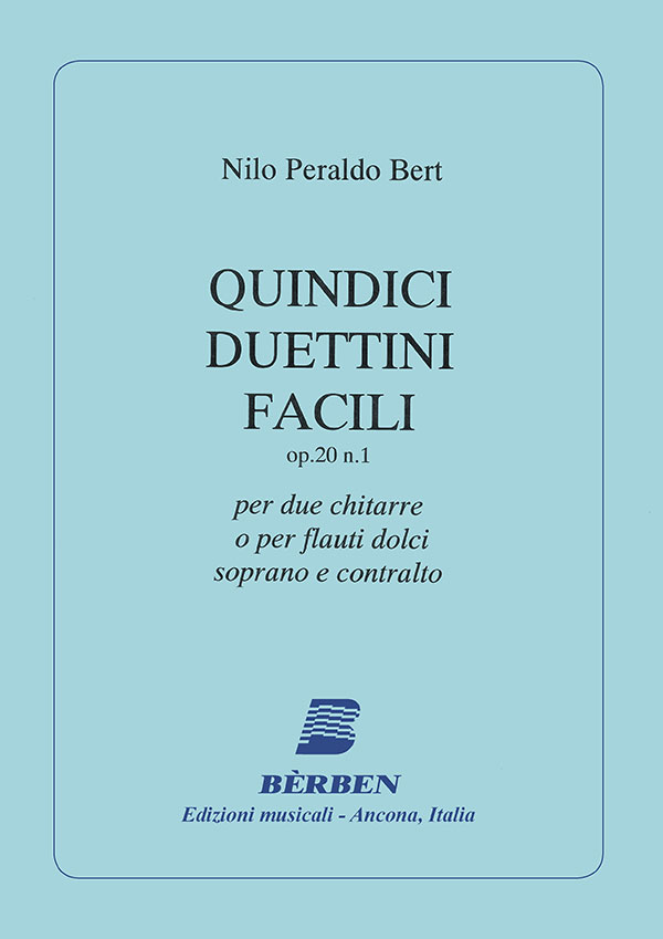 Quindici duettini facili