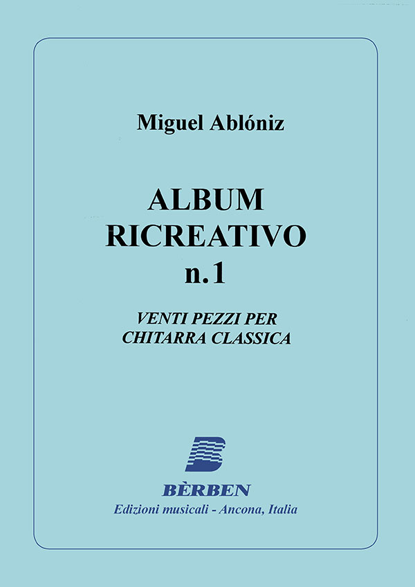 Album ricreativo n. 1
