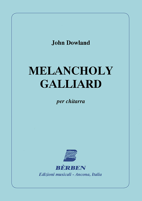 Melancholy Galliard