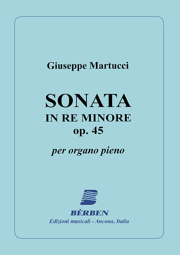 Sonata in re minore op. 45