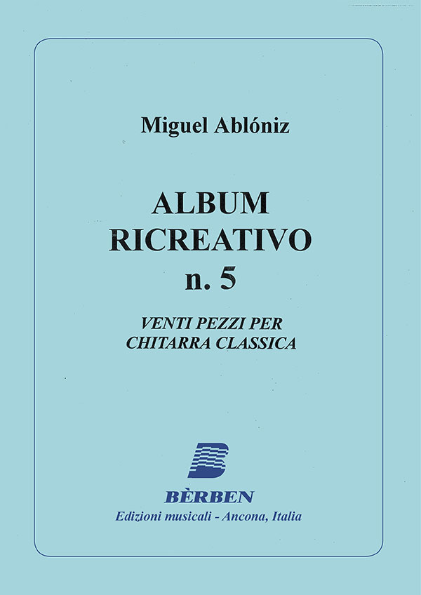 Album ricreativo n. 5
