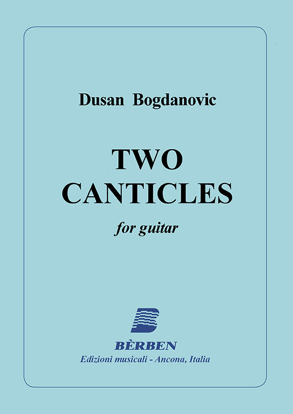 Two canticles