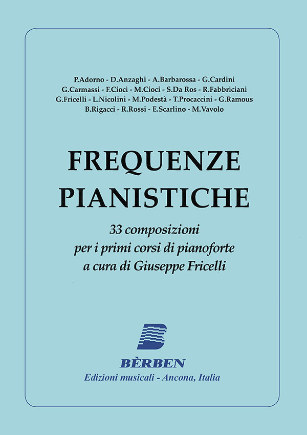 Frequenze pianistiche