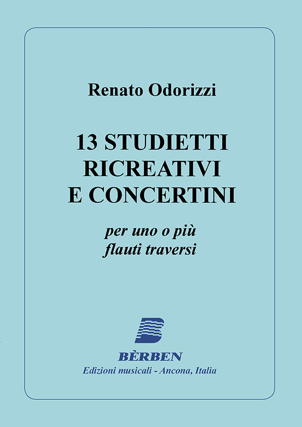 13 studietti ricreativi e concertini