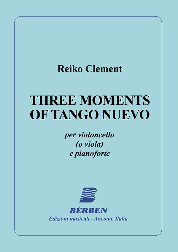 Three moments of tango nuevo