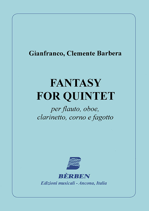 Fantasy For Quintet
