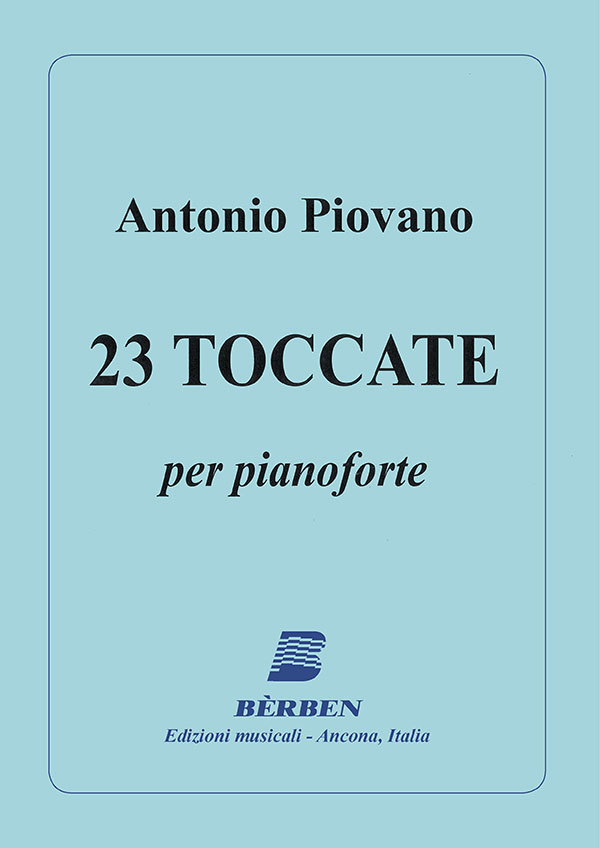 23 toccate