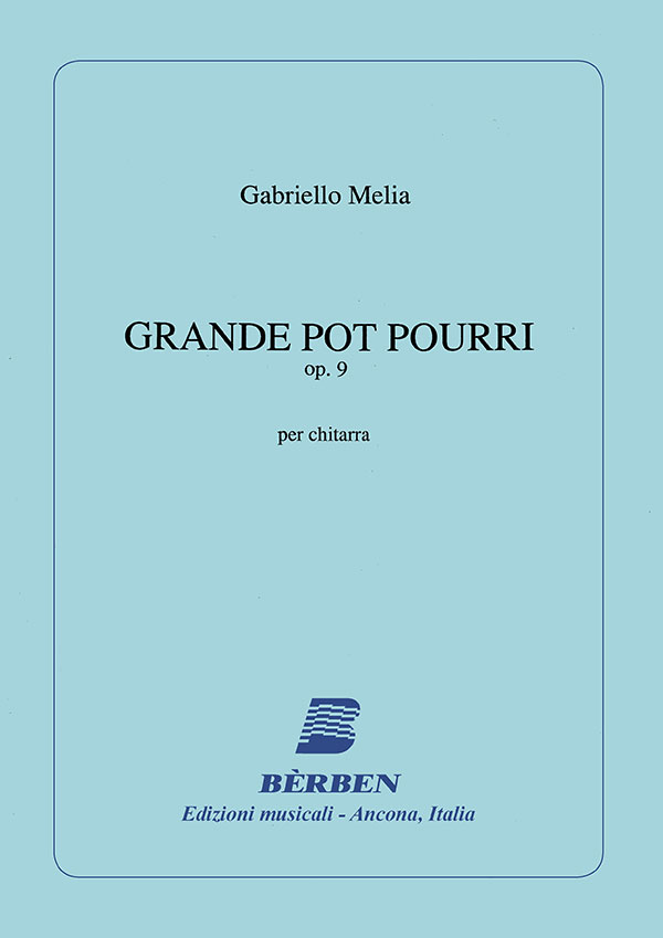 Grande pot pourri