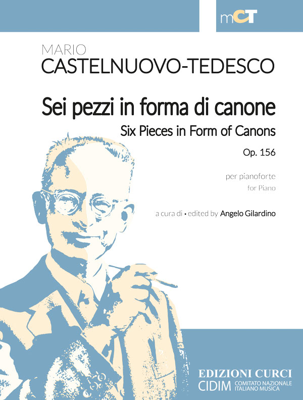 Sei pezzi in forma di canone / Six Pieces in Form of Canons Op. 156