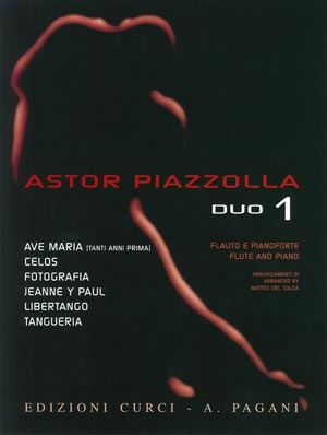 Astor Piazzolla for Duo