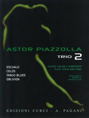Astor Piazzolla for Trio