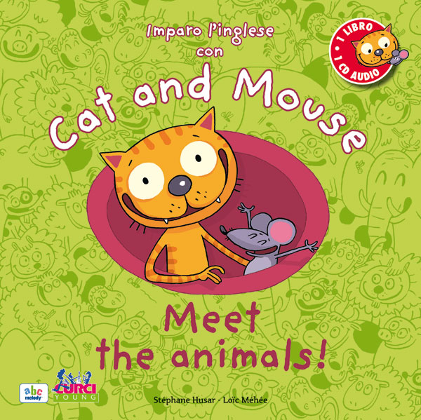 Imparo l'inglese con Cat and Mouse – Meet the animals!