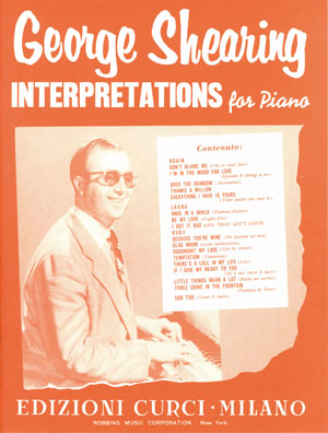 Interpretations for piano