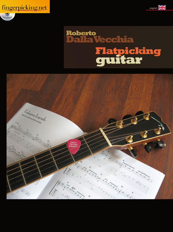 Flatpicking Guitar [inglese]
