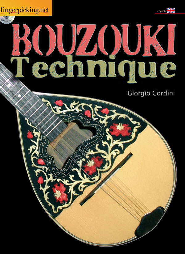 Bouzouki Technique [inglese]
