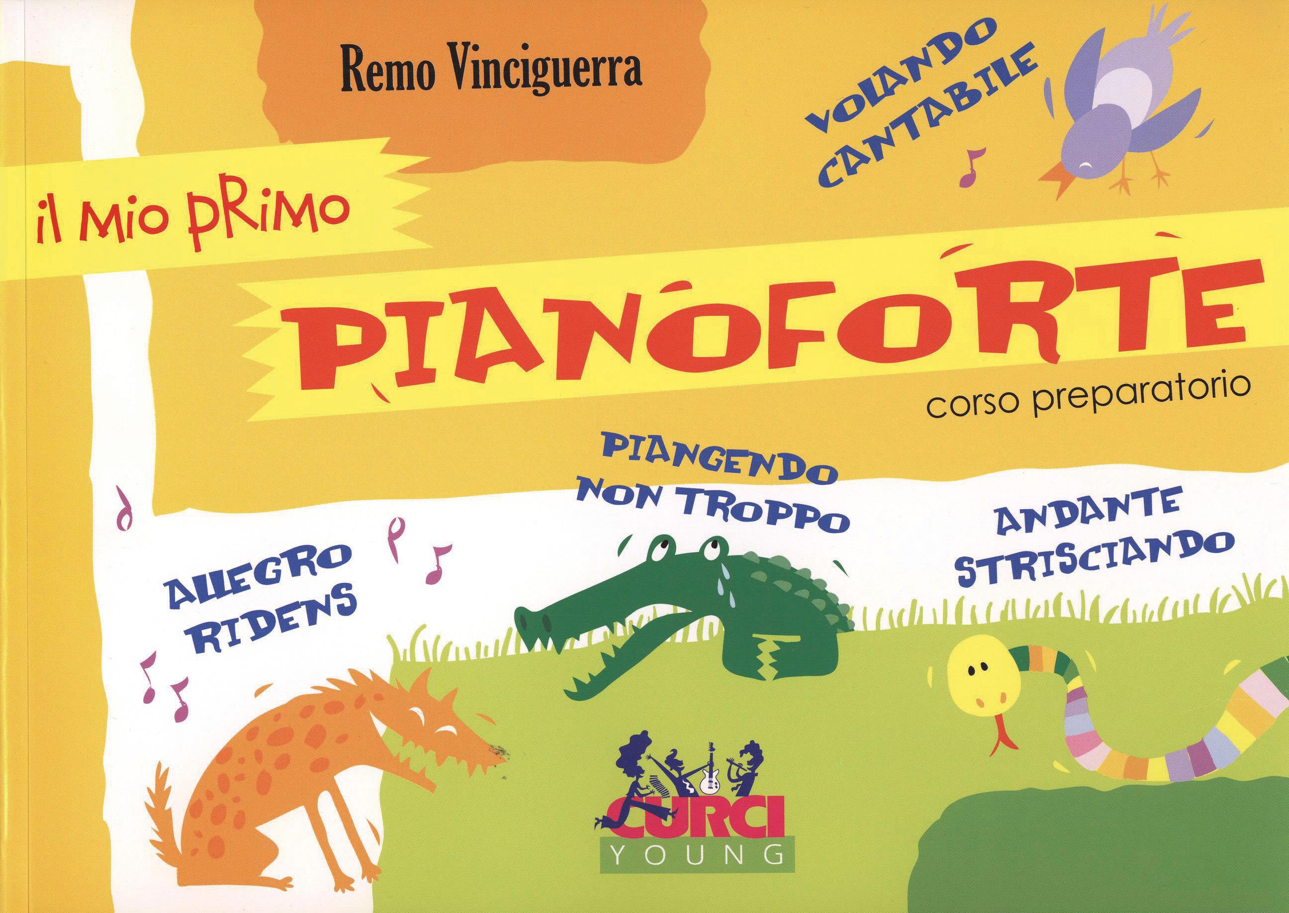 Il Mio Primo Pianofore, Remo Vinciguerra EC11216