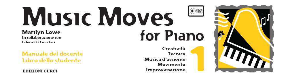 Music Moves for Piano 1