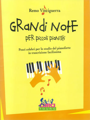 Grandi note per piccoli pianisti