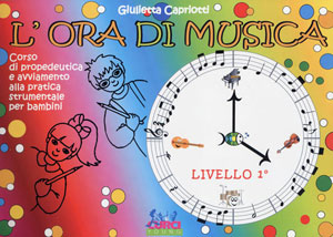 L'ora di musica - Libro dell'allievo (Livello I)