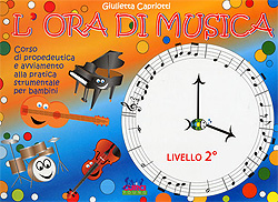 L'ora di musica - Libro dell'allievo