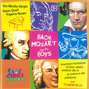 Bach, Mozart and the Boys